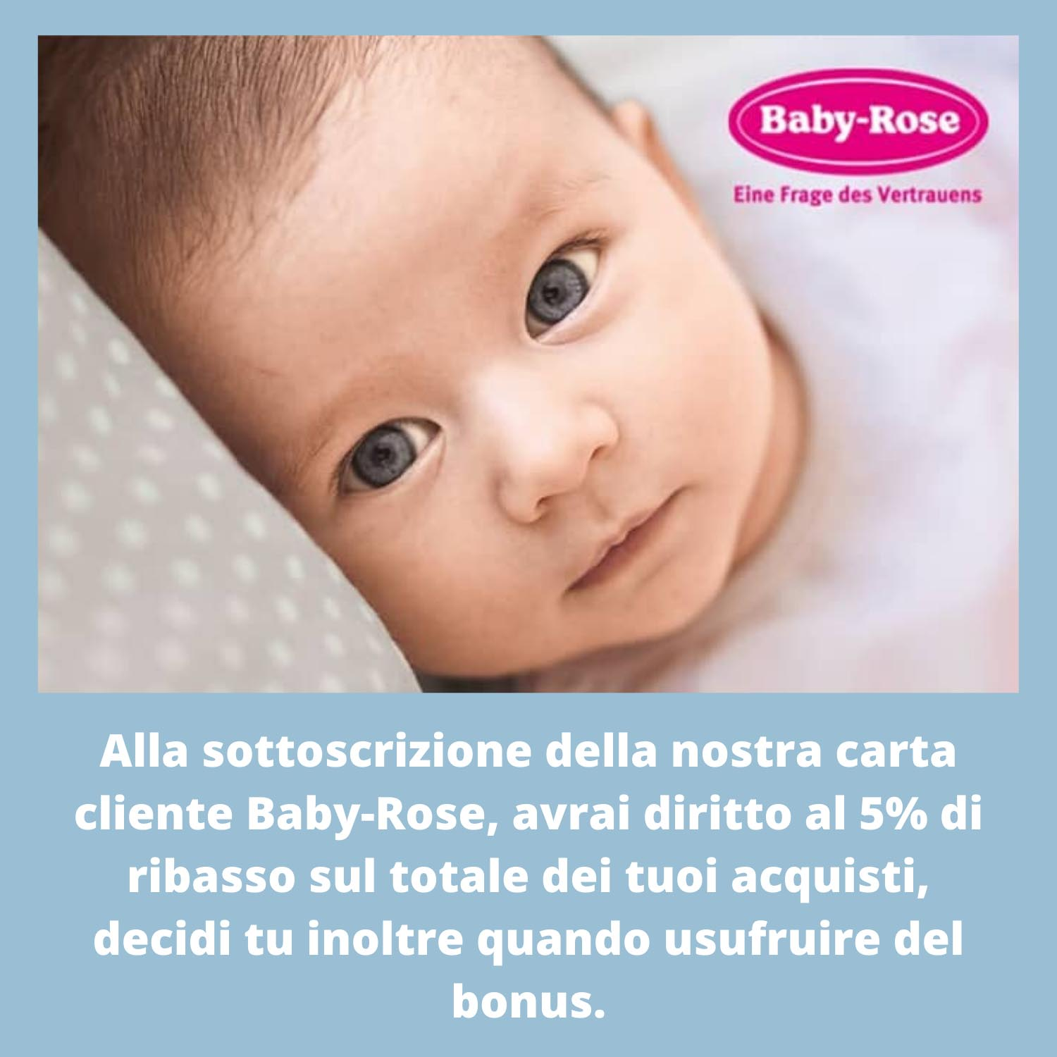 Carta cliente Baby-Rose W